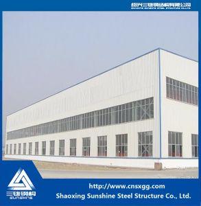 Prefabricados Gran Span Estructura de acero con acero de materiales de construcción para el taller