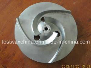 Pezzo fuso della ruota a palette, pezzo fuso della ventola, pompa della ventola dell'acciaio inossidabile