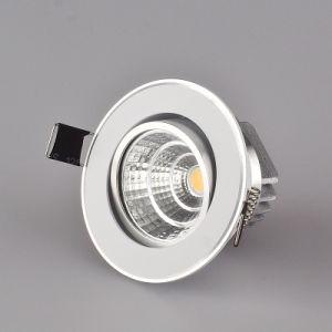 Bewegliches unten Licht, LED-Scheinwerfer, (7W)