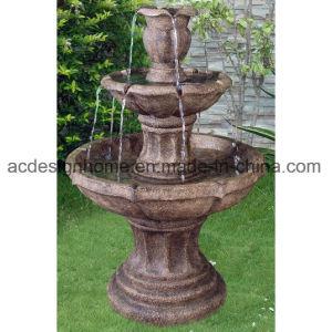 Fancy Mejor Precio magnífico elegante elegante jardín de tres capas ...