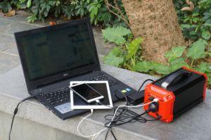 300W Onduleur générateur solaire portable pour la maison/Outdoor