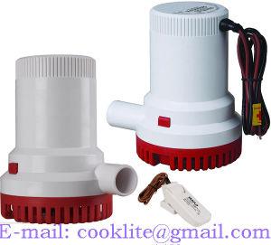 Senkbar Lensepumpe/Drankbar Lanspump/Senkbar Pumpe - 12/24V Gph1500
