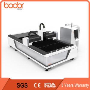 Het de hoge CNC van de Configuratie Machine van het Blad van de Laser/Metaal Om metaal te snijden van de Besnoeiing van de Snijder van de Laser