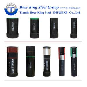 Tubo d'acciaio saldato N80/L80/P95/Q125/V150 del trivello di api 5CT/5dp/De con l'accoppiamento Nue/Eue/Btc/Ltc/Stc/Vam