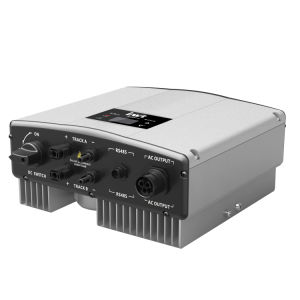 Invt Mg 2kVA/2000va 단일 위상 격자 묶인 태양 변환장치