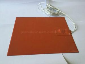 유연한 실리콘 저항 발열체 매트