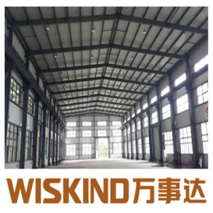 Instalación rápida de la estructura de acero de alta resistencia de materiales de construcción