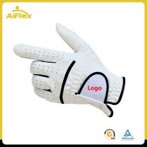 Luvas de golfe de dedo inteiro do Lado Esquerdo suaves