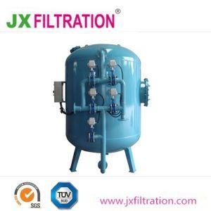 Adsorción en carbón activado y el equipo de filtración