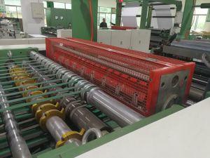 Cuaderno de papel de alta velocidad que hace la máquina