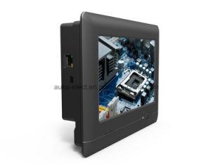 7 Polegada tudo-em-um painel de toque incorporado com PC de Wince 7.0