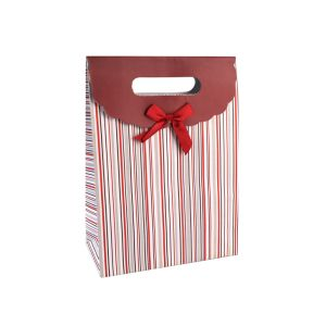 Красного цветка - схемы с покрытием подарок бумажных мешков для пыли