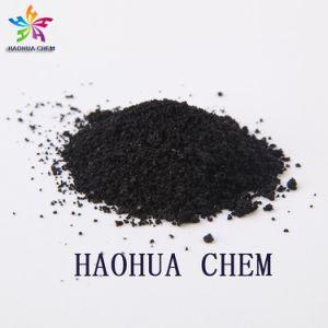 El azufre colorante negro Br 200% granulado para el textil