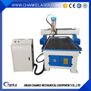 Mini máquinas CNC para madera acrílico de metal de corte grabado Alumnium