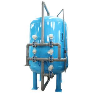 Multi filtrazione della sabbia di media di strati con filtrazione che valuta 5~20 micron