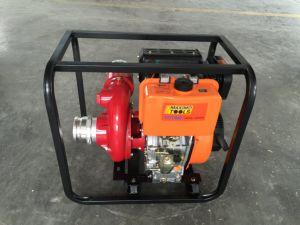 6HP Diesel van de Irrigatie 2inch van de diesel Pomp van het Water de LandbouwPomp van het Water Wp20I