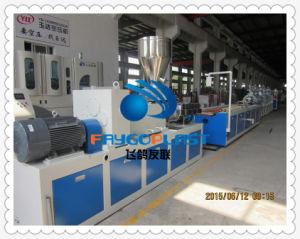 Máquina de hacer la hoja de impermeabilización de cubiertas de plástico