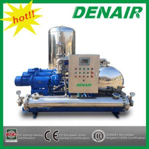 기름 자유로운 단 하나 두 배 단계 전기 흡입 건조한 유형 회전하는 나사 바람개비 공기 진공 펌프
