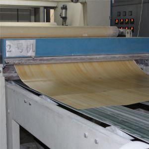 Зерно из тикового дерева дизайн меламина Impregnatde бумаги для MDF HDP