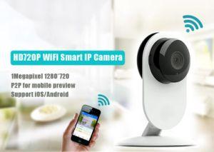 Hot vendre Mini caméra IP Security Home Dôme Caméra vidéo WiFi