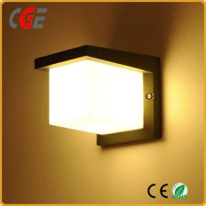 Voyant LED wall lamp 12W/15W Blanc Chaud appliques murales LED Lampes de plein air en alliage aluminium LED carrés l'éclairage mural Mur de lumière à LED