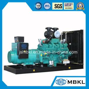 Cummins Engineが付いている工場価格50/60Hzの主な800kw/1000kVAディーゼル力の電気発電機