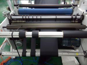 Le film en plastique/Film téflon/BOPP de refendage de Film rembobinage de la machine (coupeuse en long rembobineur)