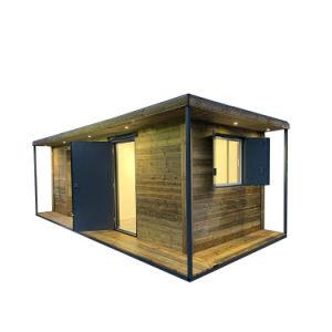 Casa modular de montagem rápida e barata de casas de contentores