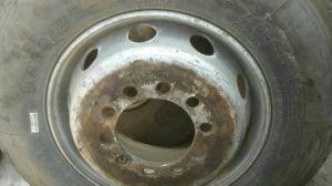 Utiliza la camioneta neumático radial