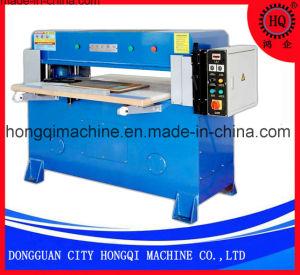Máquina de corte totalmente automático para el cuero/bolsa/Papel/Etiqueta/etiquetas/Película protectora