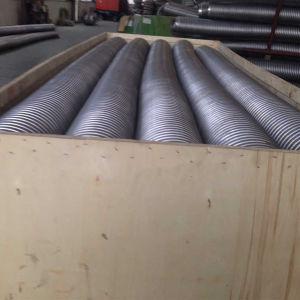 Tubo flessibile ondulato anulare del metallo flessibile dell'acciaio inossidabile con temperatura elevata