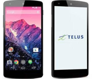 In het groot Androïde Cellphone Originele Geopende Samenhang 5 Slimme Mobiele Telefoon