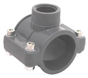 Collier de serrage en PVC pour approvisionnement en eau DIN Standard