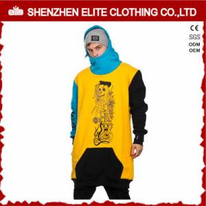 Pullover surdimensionato poco costoso Hoodies freddo per gli uomini (ELTHSJ-975)