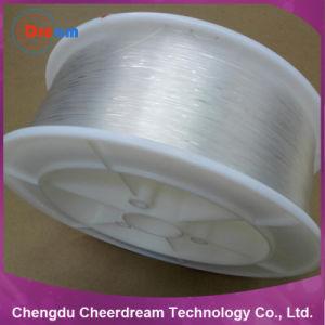 0,75 mm de plástico de PMMA resplandor final para la iluminación de fibra óptica