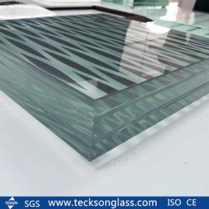 Segurança do plano de segurança temperado de chuveiro em vidro temperado cozinha deslizante do Painel da Parede da Porta de dobragem