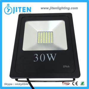30W 3000LM Ra70 exterior de alta potencia proyector LED