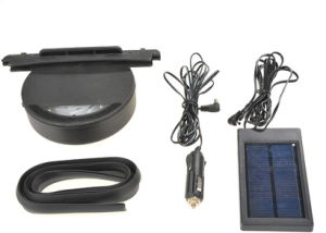 Auto Solar ventilación refrigerador Auto