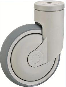 Novo design do orifício de parafuso tipo rodízio médicos com freio