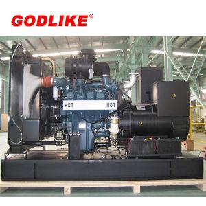 460kVA 368 kw gerador diesel de Tipo Aberto definido pelo Doosan Motor