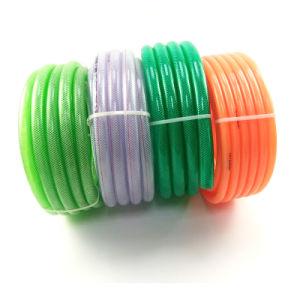 Tubes de plastique clair en Vinyle Tube en PVC renforcé par une tresse en fibre Durit du tuyau de transfert d'eau