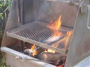 Maglia ampliata del metallo della griglia del barbecue del metallo dell'acciaio inossidabile