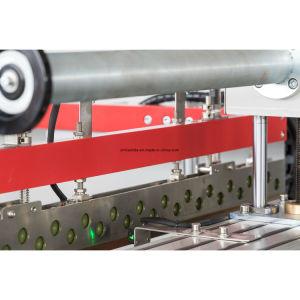 Автоматическое сокращение рулона бумаги / термоусадочная пленка наматывается пакет машины