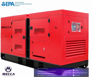 10kVA a 20kVA 30kVA a 50kVA 100kVA 200kVA 300kVA 400kVA 500kVA Super Silencioso generador eléctrico energía Diesel con motor Yanmar/Doosan[Ma0]
