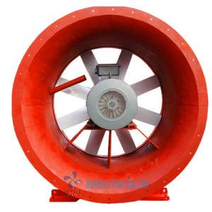 Carbone/rame/prodotti chimici sotterranei/traforo/ventilatore assiale della miniera dell'aletta di guida dell'aria di scarico