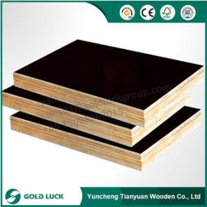 Cheap 18mm Brown Marine láminas de madera contrachapada 4X8 de encofrado de hormigón