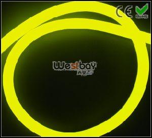 Lemom cinta Neon LED amarillo