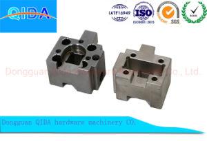 Alumínio aço 6061 Material Usinagem CNC Carro Auto Motor partes separadas