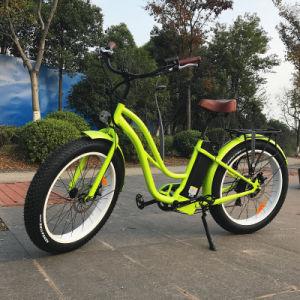 [26ينش] درّاجة كهربائيّة لأنّ سيادة [أوس]
