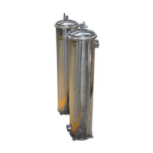 Filtro dalla cartuccia dell'acciaio inossidabile pp dell'ultrafiltro per industria bevente
